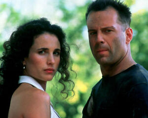 Bruce-Willis-amp-Andie-MacDowell-1043971-8X10-FOTO-Other-MISURE-Inc-POSTER