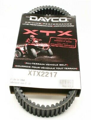 2005-2011 Kawasaki Brute Force 750 650 4X4 4X4i Dayco HP Drive Belt