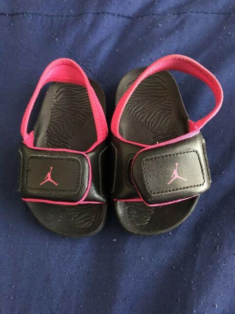 de75f210c439bc Jordan Baby Sandals Size 7c