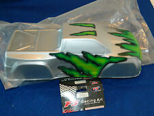 1/10 FS 538411 RACING ART COQUE rc voiture CARROSSERIE NITRO scale TRUCK body