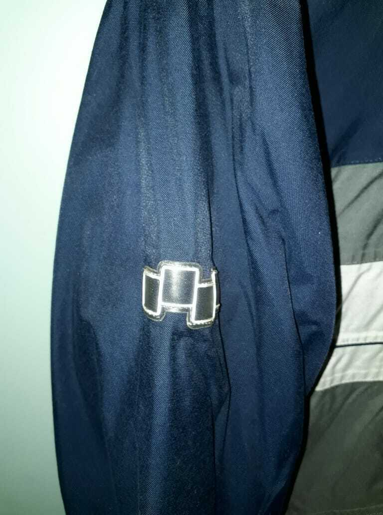 FOURSQUARE Outerwear Outerwear Outerwear Giacca Snowboard Vintage anni 2000 tg. L 1af647
