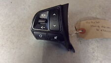 12279 H11A 2012-2017 MK3 KIA RIO STEERING WHEEL CONTROLS FOR RADIO AND CD PLAYER