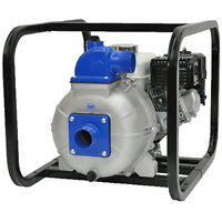 Ipt Pumps 3s5xhr - 290 Gpm (3) Trash Pump W/ Honda Gx160 Engine