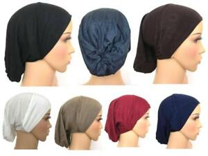 New-Underscarf-cap-muslim-inner-hijab-lovely-soft-stretchy-jersey-material