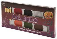 IAL Halloween Schmink Set Theater Schminkpalette Jofrika Schminke Fashing