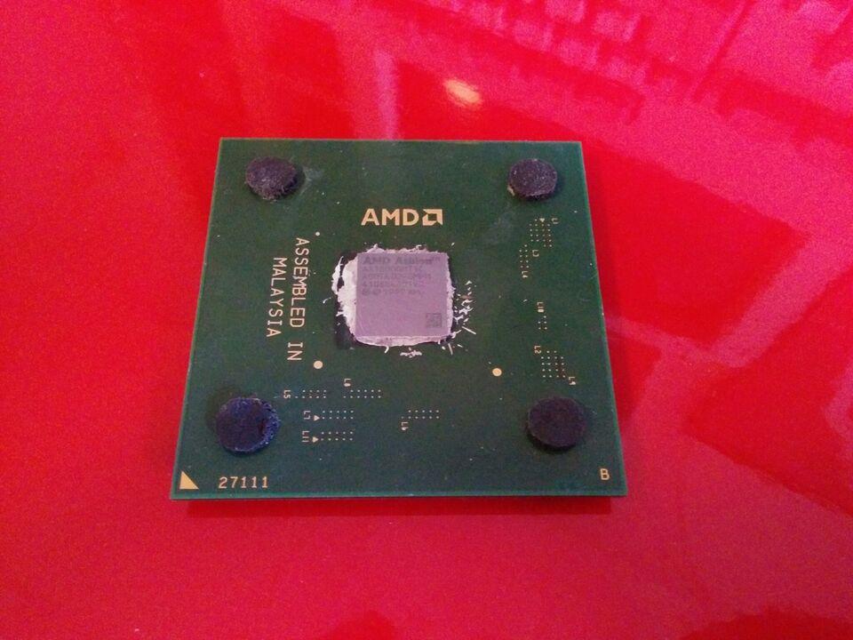 CPU, AMD, Athlon XP 1800+
