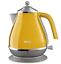 Delonghi-KBOC2001Y-1-7L-Icona-Capitals-Kettle-with-Swivel-Base-New-York-Yellow thumbnail 1