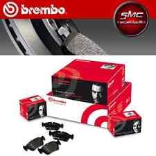 KIT 8 PASTIGLIE FRENO BREMBO + SENSORI BMW 1 (E87) 118 d 90KW 122CV