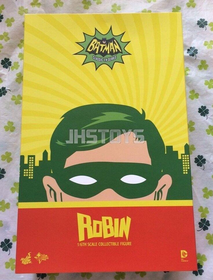 Hot Toys 1 6 6 6 Batman 1966 Robin Burt Ward MMS219 Japan 863902