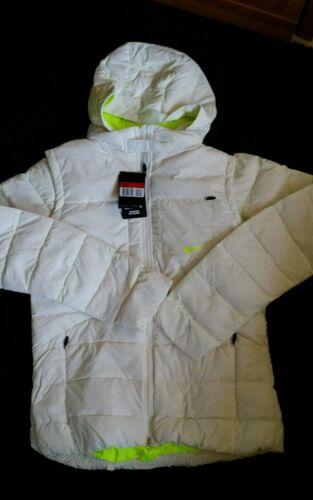 S da £ Giacca zecca taglia bianca 190 Rrp donna invernale nuovo Down Duck 550 di Nike pqw86qX