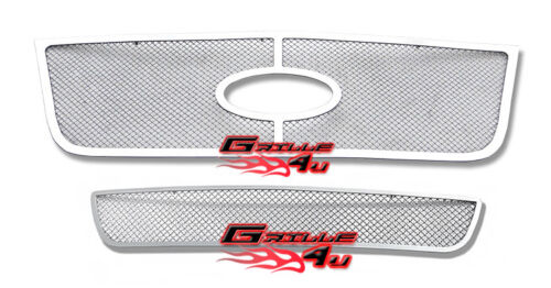 SS 1.8mm Mesh Grille Combo For 03-06 Ford Expedition
