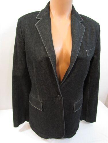 Button One Avec Sz Nouveau veste Tag Blazer Lauren 10 Jean Ralph qtwRSR