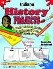 Indiana History Projects - 30 Cool Activities, Crafts, Experiments & More for KI by Carole Marsh (Paperback / softback, 2003)