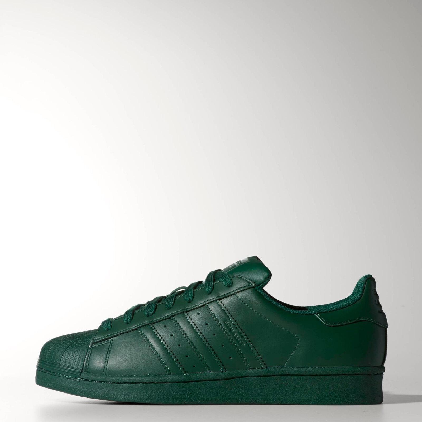 best service de47f 684f1 ... germany adidas original pharrell pharrell original williams superstar  s83396 verde oscuro supercolor pack 055ea9 a14d8 0492e