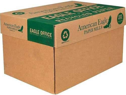 Eagle Office 100/% Recycled 8.5 x 11 31550501