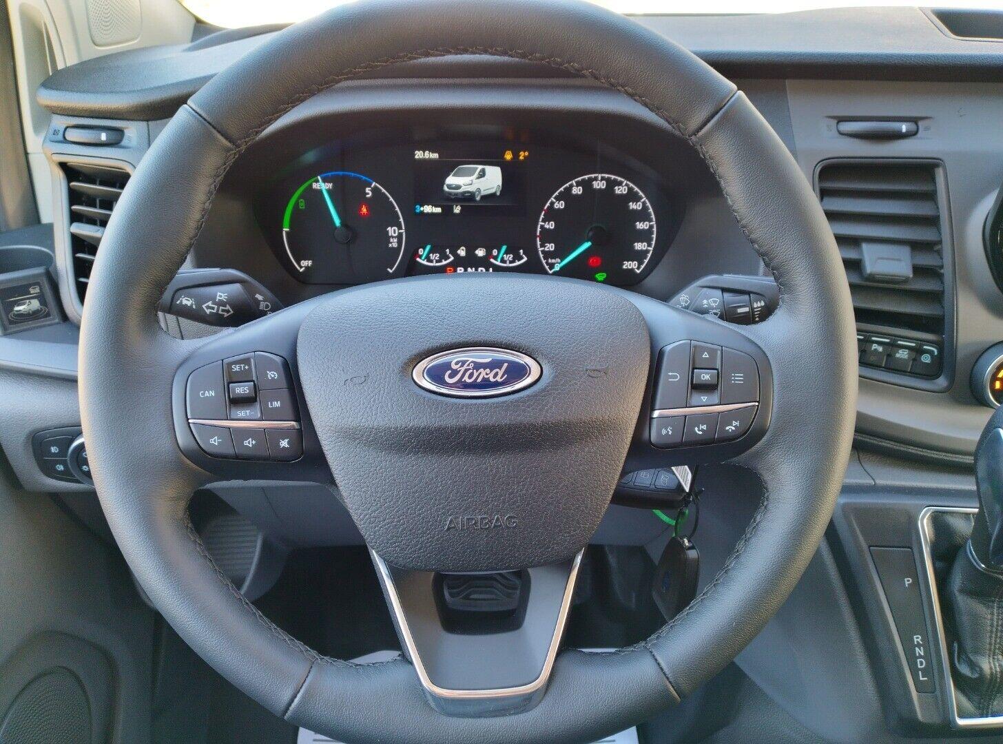 Ford Transit Custom 340S 1,0 PHEV Trend aut. - billede 9