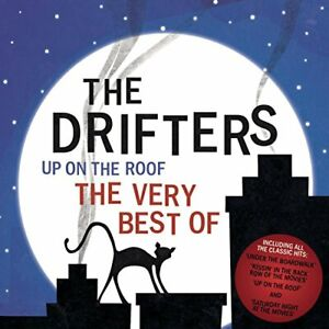 The-Drifters-Up-On-The-Roof-The-Very-Best-NEW-CD