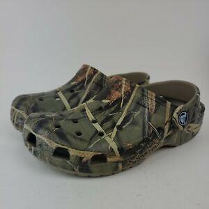Crocs Kids Classic Realtree Clog