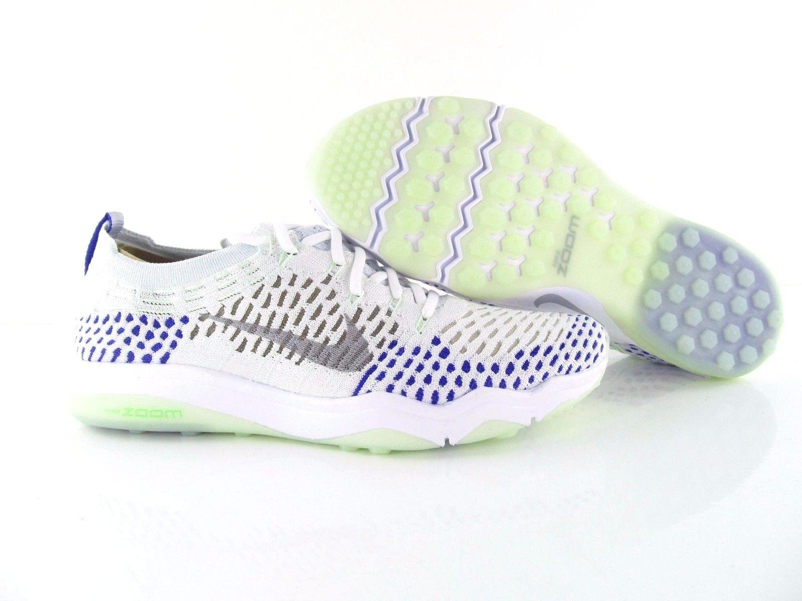 Nike Air Zoom Fearless Flyknit Cross Fit Training Hyper Grape blanc US_11 Eur 43