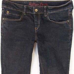 8821f3e4 Image is loading Womens-Tommy-Hilfiger-ROSIE-Stretch-Slim-Bootcut-Blue-