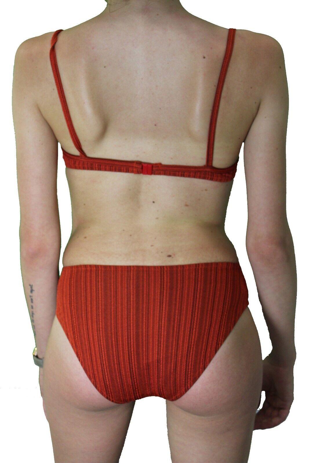 Costume da bagno due pezzi Arena bikini donna rosso rosso rosso mare estate e62638