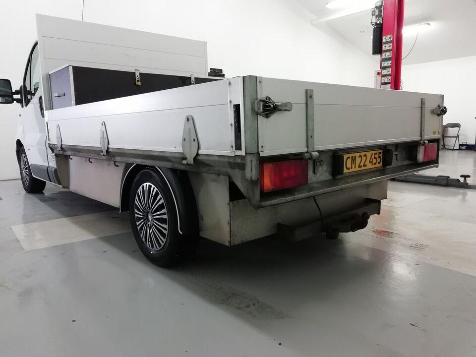 Opel, Vivaro, 2,0 CDTi 114 Ladvogn L2