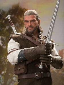 Details about Pre-order 1/6 Scale MT The White Wolf Action Figure Geralt of  Rivia Witcher