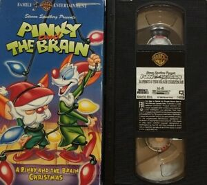 Pinky And The Brain Christmas.Details About Pinky And The Brain Christmas Vhs 1996 Tested Rare Vintage Collectible Ship N 24