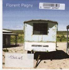 (BE641) Florent Pagny, Ailleurs Land - 2003 DJ CD