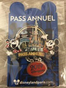 PIN-Disneyland-Paris-PASS-Passeport-ANNUEL-OE