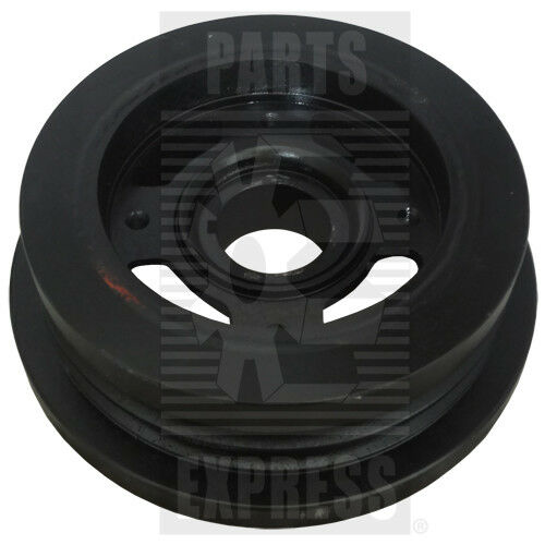 Case IH Damper Pulley Part WN-683459C94 on Tractor 1486 1566 1586 3788 5288 6788
