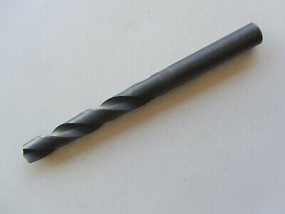 """1-3//32 USA Twist Drill bit Morse Taper 2 Shank 2 Flute 2mt mt2 11/"""" Long hs hss"""