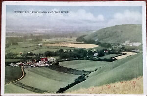 Brighton-Poynings-and-the-Dyke-Post-Card