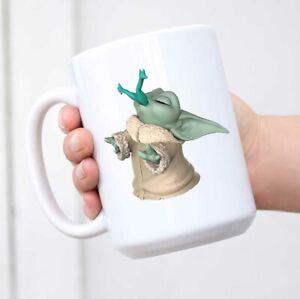 Baby Yoda Mug Funny Novelty Coffee Mugs