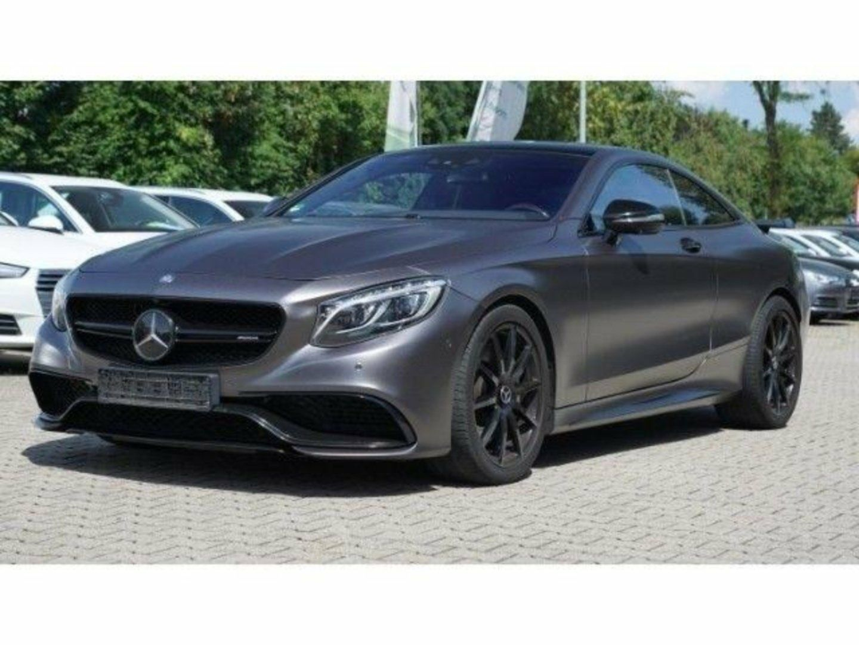 Mercedes S63 5,5 AMG Coupé aut. 4-M 2d - 11.321 kr.
