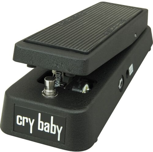 Original Crybaby Wah Wah Pedal Best Classic Electric Guitar Sound Effect Dunlop
