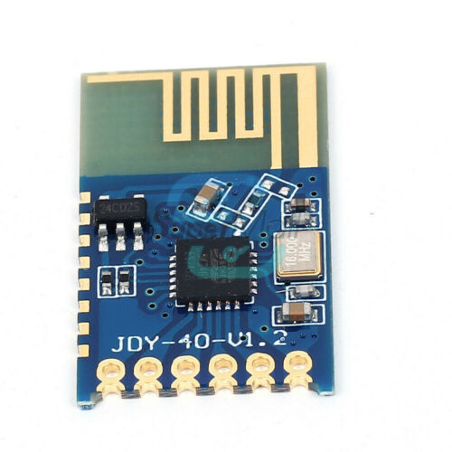 JDY-40 2.4G Wireless Serial Port Transceiver Module NRF24L01 Remote Control