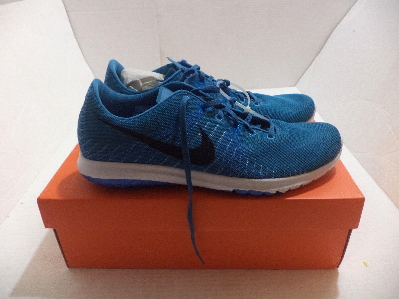 Nike Men's Flex Fury, SIZE 9 - 14 COLORS STRATUS BLUE/BLACK-LIGHT PHOTO BLUE-SR STRATUS BLUE/BLACK-LIGHT PHOTO...