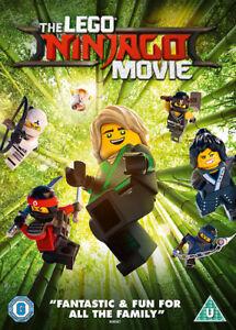The-LEGO-Ninjago-Movie-DVD-2018-Charlie-Bean-cert-U-NEW-Amazing-Value