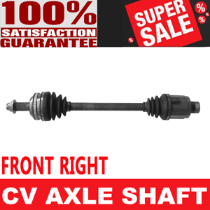 Right Front GSP NCV21551 CV Axle Shaft Assembly Passenger Side
