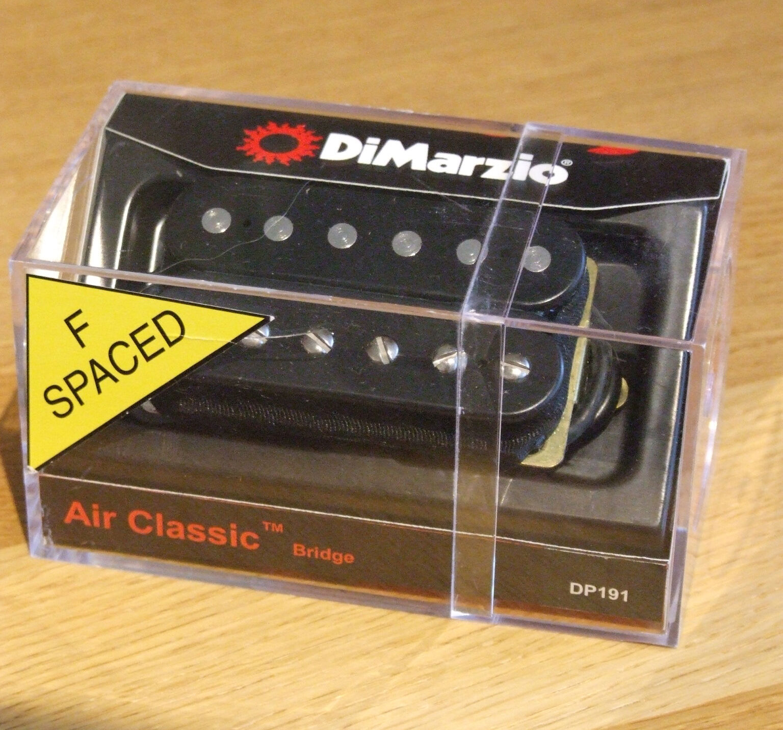 DiMarzio PAF Air Classic Bridge P ups (F and Non F) in Various Colours  DP191 F