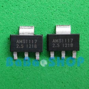 10pcs AMS1117-3.3 LM1117 L1117 3.3V 1A SOT-223 Voltage Regulator NEW FREE SHIP