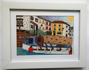 Polperro-Harbour-Cornwall-Cross-Stitch-Kit-Emma-Louise-Art-Stitch
