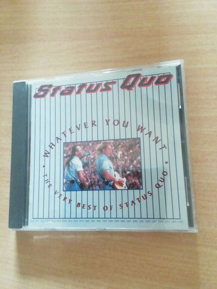 Status Quo: The Very Best of, andet