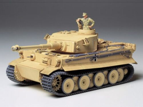 Tamiya 1:35 WWII Tiger I Init.//Frühe Produktion 35227