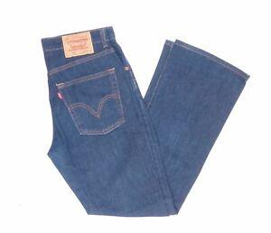 Levis-Levi-039-s-Jeans-525-W33-L32-33-32-blau-stonewashed-JA8148