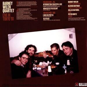 BARNEY-QUARTET-WILEN-LIVE-IN-TOKYO-039-91-VINYL-LP-NEU