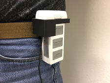 DJI OSMO External Phantom 2 & 3 Battery Holder w/ belt clip (Black)