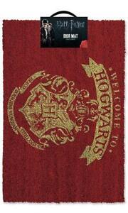 Harry-Potter-Fussmatte-Welcome-to-Hogwarts-Schmutzfangmatte-Fussabtreter-60x40cm