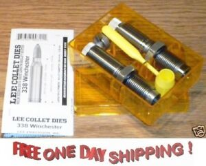 Lee Precision Full Length Sizing Die ONLY for 338 Winchester Magnum NEW!